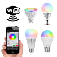 Wifi led lamp sets