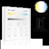 Milight 4-zone Dual White afstandsbediening paneel touch batterij