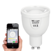 Milight led spot set Dual White mét Wifi module 5 watt GU10