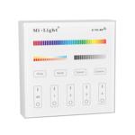 Losse 4-zone RGBWW afstandsbediening paneel touch op batterij