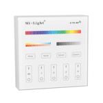 Milight 4-zone RGBWW afstandsbediening paneel touch op stroom