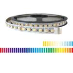 5 meter RGBWW led strip Pro met 480 leds - losse strip