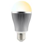 Milight Wifi led lamp Dual White 9 Watt E27 fitting