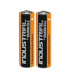 Set van 2 stuks AAA duracel 1,5 volt batterijen