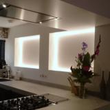 1 meter Dual White led strip complete set - Premium 120 leds