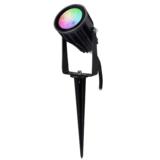 Milight Wifi LED Tuinspot met RGBWW kleuren - 6 watt