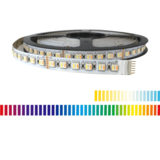 2 meter RGBWW led strip Pro met 192 leds - losse strip