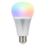 Milight Wifi led lamp RGBWW 9 Watt E27 fitting