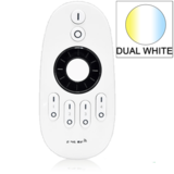 Milight 4-zone button afstandsbediening Dual White met roterend wiel