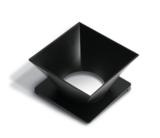 Reflector Zwart 050098/B