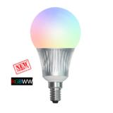 Milight Wifi led lamp RGBWW 5 Watt E14 fitting