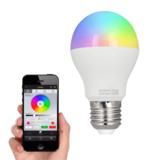 Milight RGBWW Led lamp set met Wifi module - 6 Watt E27 fitting