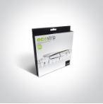 LED strip outdoor 24V - 4,8W/m - 2700K - Dimbaar - 5 meter