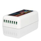 Touch panel wandbediening inclusief controller draadloos op batterij