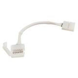 RGBWW Premium koppelstukken met 10 cm kabel zonder solderen