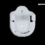 Milight wandhouder voor afstandsbediening wit