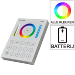 Milight 8-zone Touch Panel RF voor alle kleuren op batterij