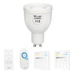 Milight Dual White LED lamp set met afstandsbediening 5W GU10