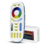 Touch RF 4-zone afstandsbediening RGBWW - compleet
