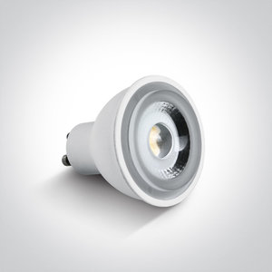 LED lamp - 6W - GU10 - Warm wit licht 3000K - Niet dimbaar 230V