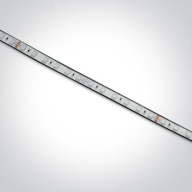 LED strip 24V - RGB - 14,4W/m - Dimbaar - 5 meter - IP68