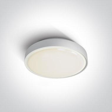 Plafond LED Plafo SMD LED 2835 - IP65 16 W - Wit