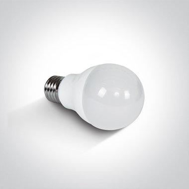 LED lamp 8.5W SMD LED - E27 Extra Warm wit - Dimbaar