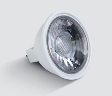 LED lamp 5W - SMD LED GU5.3 - Warm wit licht - niet dimbaar 12V