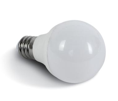 LED lamp 6W SMD LED - E27 Extra Warm wit - niet dimbaar