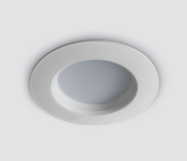 Budget Inbouw spot IP20 - 3W - SMD 2835 - Wit Licht - Aluminium