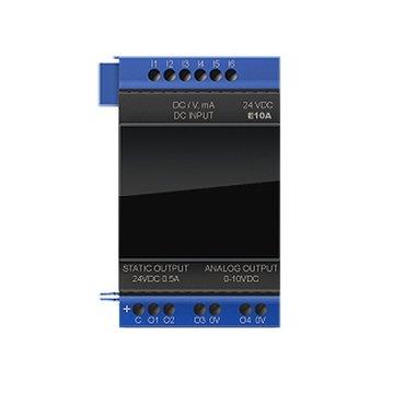 Uitbereiding module EM4 - E10A zwart