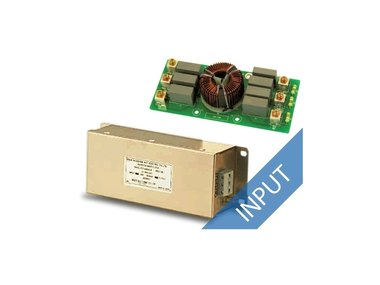 Input filter 1 Fase 3A klasse C1 (0.2kW-0.4kW)