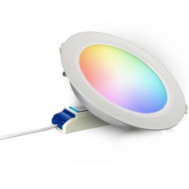 Milight RGBWW inbouw spot 12 watt