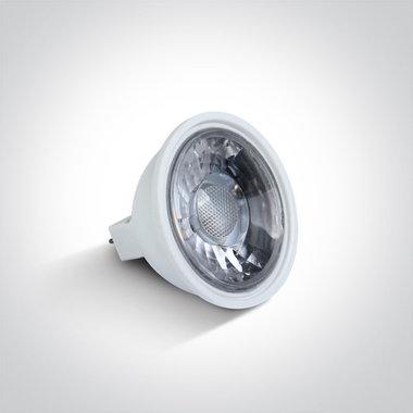 LED lamp 5W - GU5.3 - Warm wit licht - niet dimbaar 12V