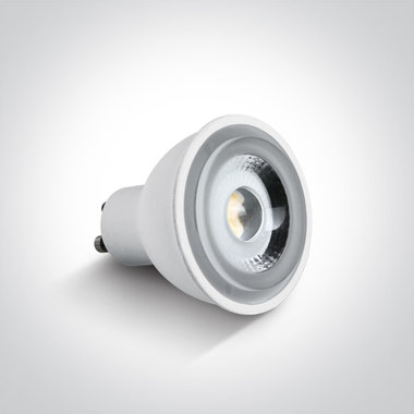 LED lamp 6W - GU10 - Extra Warm wit licht 2700K - Niet dimbaar 230V