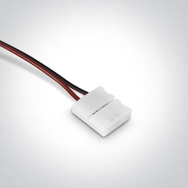 Connector met kabel voor LED strips 7835