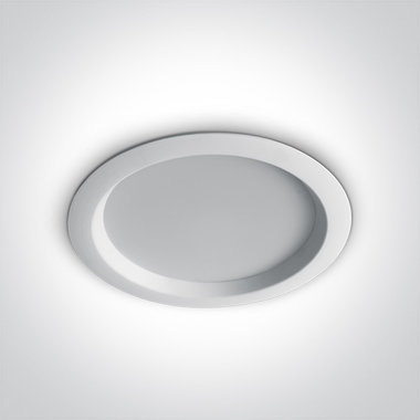 Budget Inbouw spot IP20 - 30W - Warm Wit licht 3000K - Aluminium