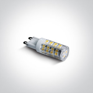 LED lamp SMD LED - 3,5W - G9  Warm wit licht - dimbaar