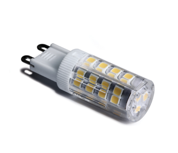 LED lamp SMD LED - 4W - G9  Warm wit licht - niet dimbaar