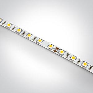 LED strip 24V - 14,4W/m - 2700K - Dimbaar - 5 meter