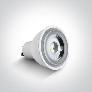 LED lamp 6W - GU10 - Warm wit licht 3000K - dimbaar 230V