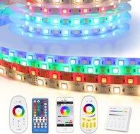 1 meter RGBW led strip complete set - Basic 36 leds