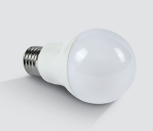 LED lamp | 8.5W | SMD LED | E27 | Extra Warm wit | Dimbaar